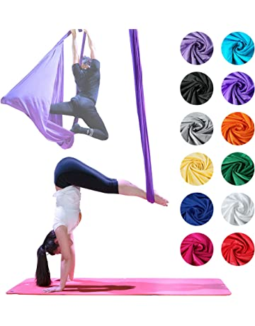HY Yoga Ring Workout Fascia Multifunzione Pilates Stretching Massage Fitness Training Yoga Circles Yoga Ring Strumento di Esercizio