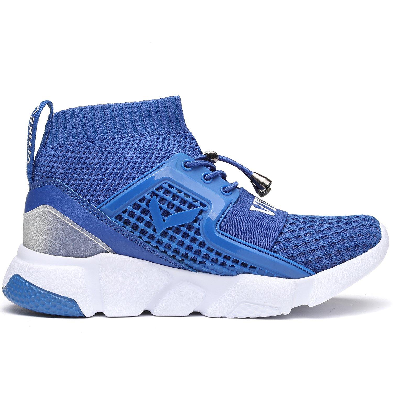 ASHION Scarpe da Ginnastica Camuffamento Sneakers Unisex Bambino Respirabile Mesh Scarpe da Corsa all'aperto Sneakers KuHhld5