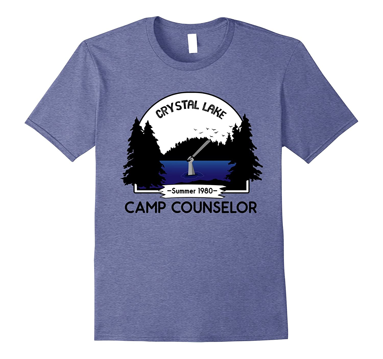 Crystal Lake 13th Friday Tshirt Freddy Halloween Tee-T-Shirt