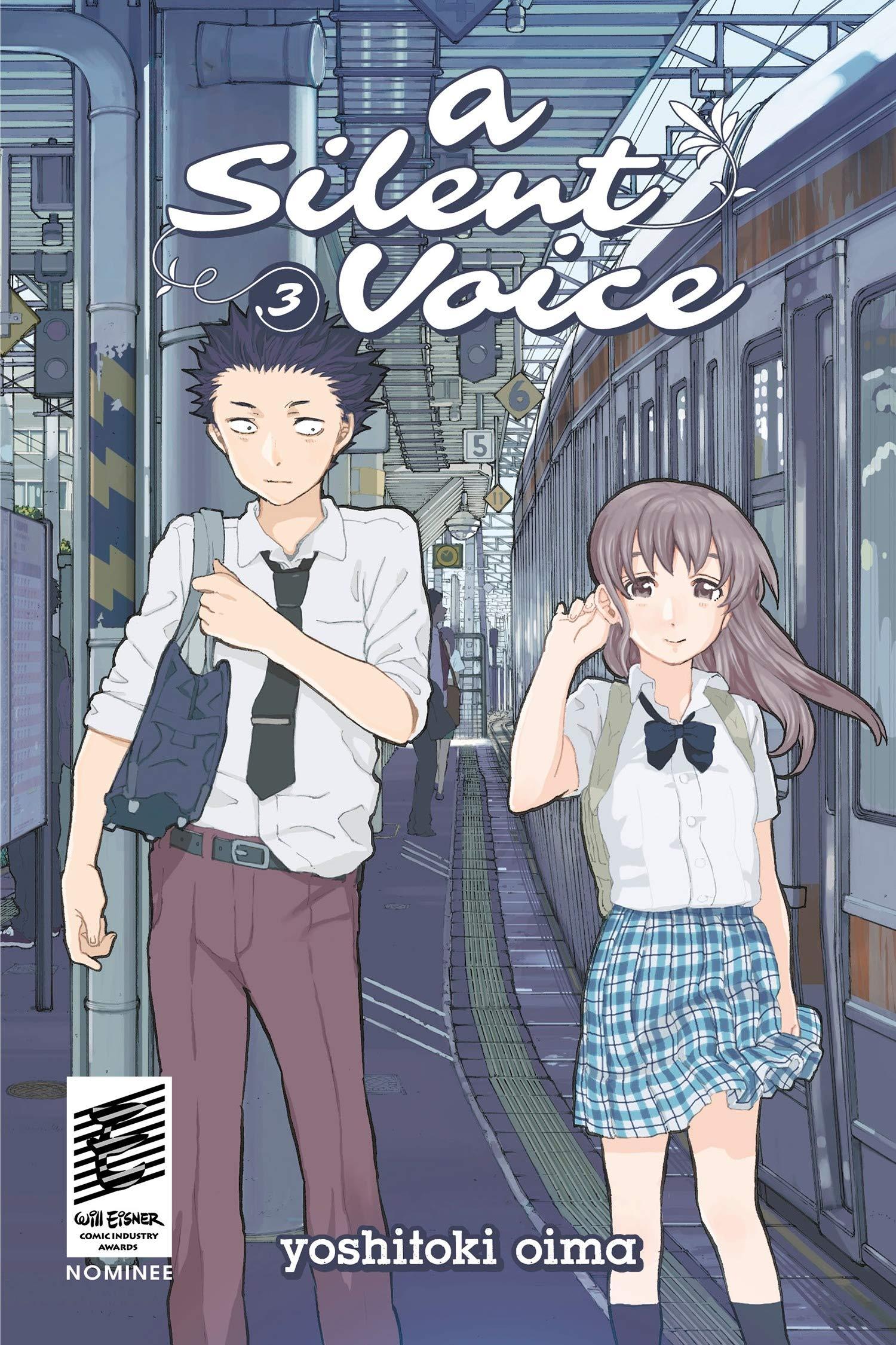 SILENT VOICE 03 : Oima, Yoshitoki: Amazon.nl: Boeken