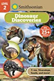 Smithsonian Reader Level 2: Dinosaur Discoveries (Smithsonian Leveled Readers)