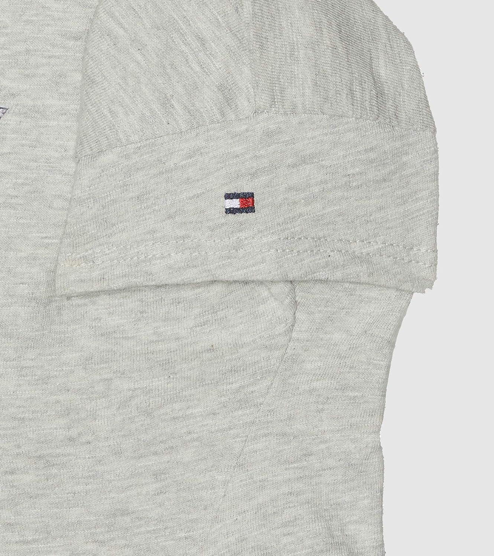 Tommy Hilfiger Colored Tommy Logo S//S Camiseta para Beb/és