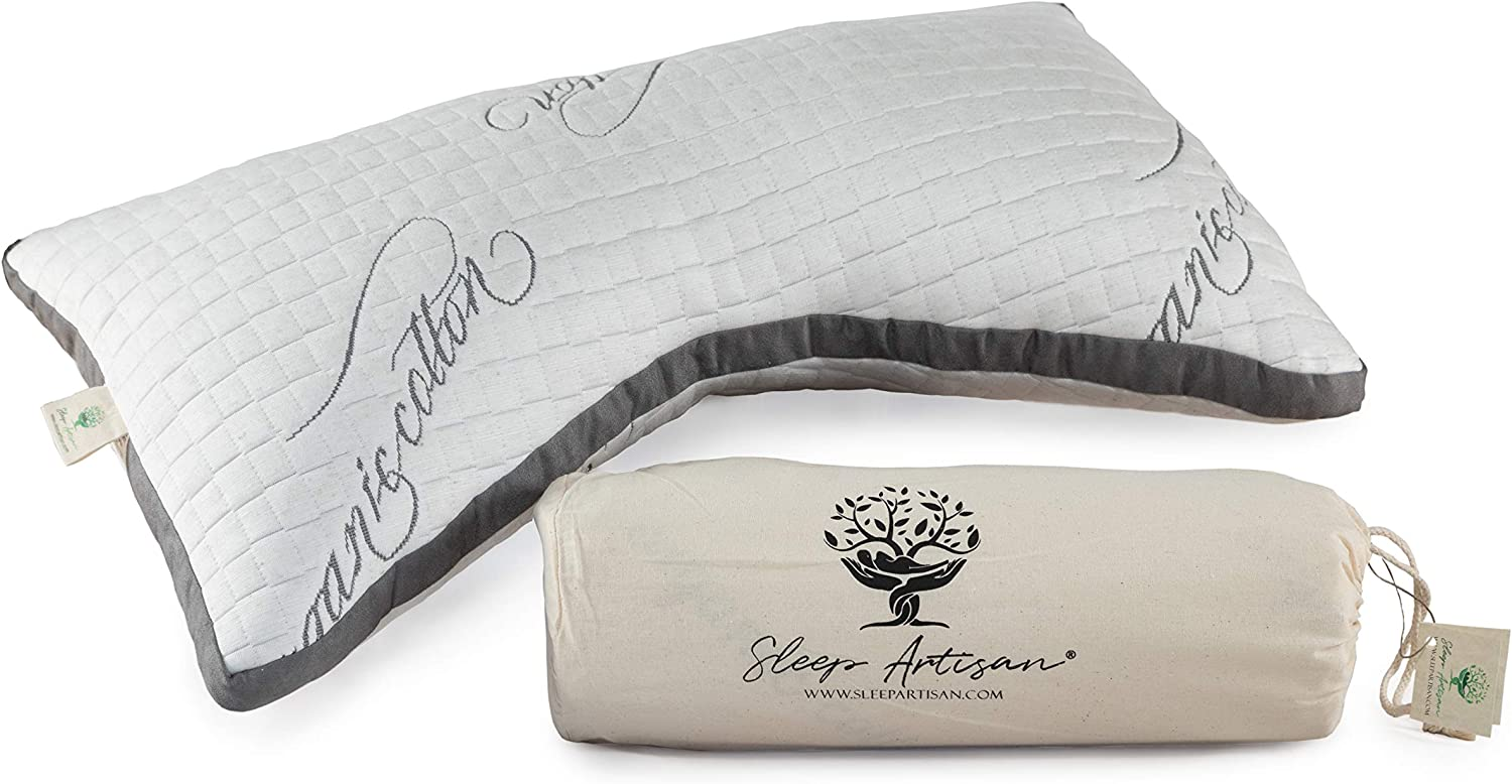Sleep Artisan Luxury Side Sleeper Pillow