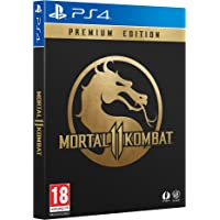 Mortal Kombat 11 Premium Edition - PlayStation 4