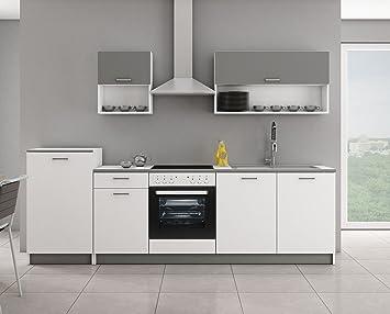 Küche Route 2 270 Küchenzeile Küchenblock Einbauküche Singleküche ...