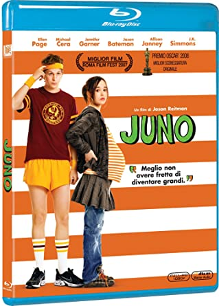 Amazoncom Juno Italian Edition Ellen Page Michael Cera Jason