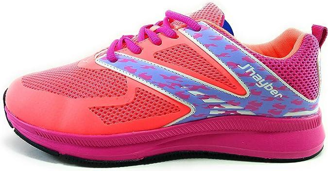 Jhayber Riponte, Zapatillas de Running para Niños: Amazon.es: Zapatos y complementos