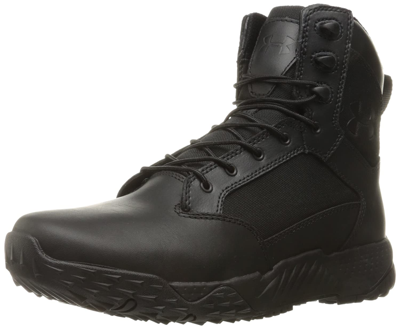 TALLA 41 EU. Under Armour UA Stellar TAC 2e, Zapatos de Low Rise Senderismo para Hombre