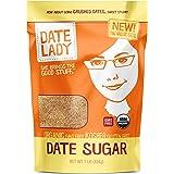 Organic Date Sugar, 1 lb   100% Whole Food   Vegan, Paleo, Gluten-free & Kosher   100% Ground Dates   Sugar Substitute and Al