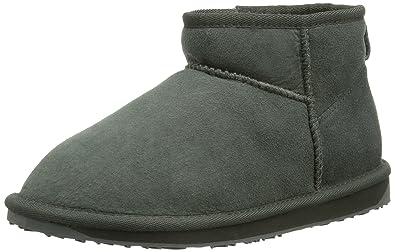 Emu Stinger Micro, chaussures bateau femme - Beige - Beige (Chestnut), 35/36 EU (3 Femme UK) EU