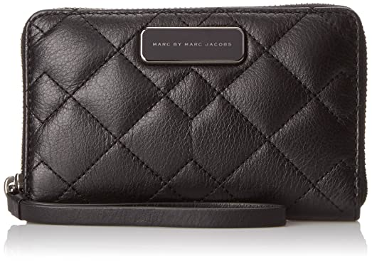 Amazon.com: Marc by Marc Jacobs Sophisticato Crosby Quilt Leather ... : marc jacobs quilted wallet - Adamdwight.com