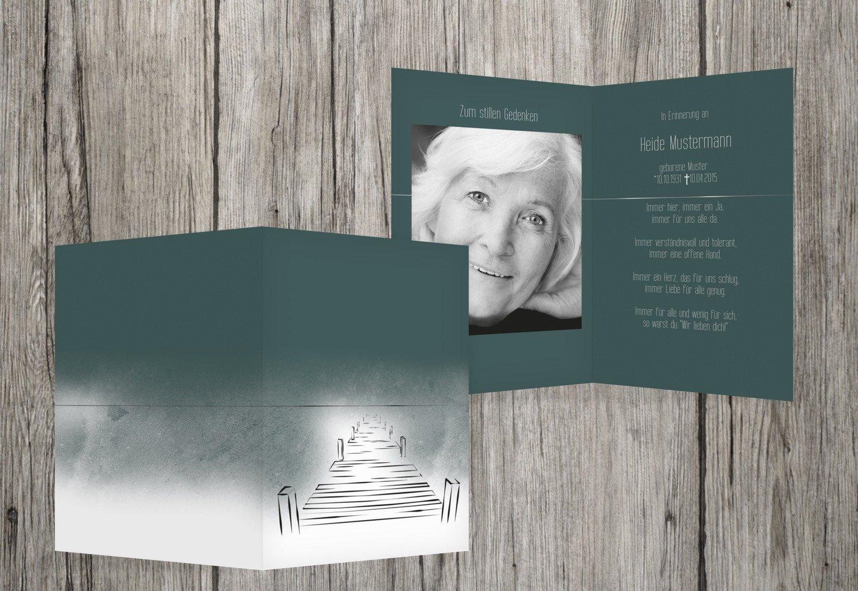 precios bajos todos los dias Dunklesgrisverde sterbe imágenes Boardwalk, hellesgrisazul, 50 Karten Karten Karten  estilo clásico