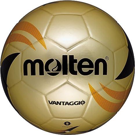 Molten - Balón de fútbol, color dorado: Amazon.es: Deportes y aire ...
