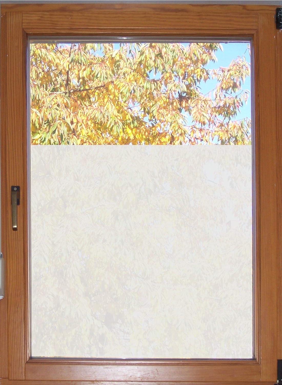 610 65cm Hoch Sichtschutzfolie Fensterfolie Glasdekor Badezimmer