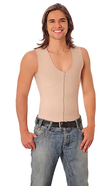 Vest for Men Fajas Salome High Compression/ Vest for Men Fajas Salome High Compression 0122