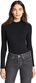 product image for Only Hearts Women's SO Fine Mock Neck Long Sleeve Bodysuit