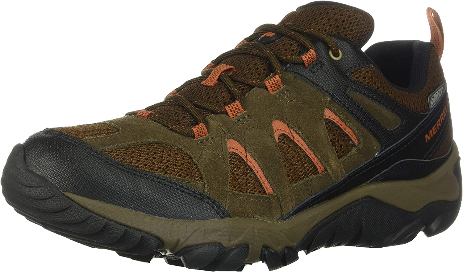 Outmost Vent Waterproof Hiking Shoe