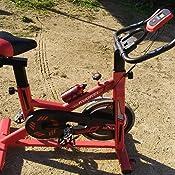 KUOKEL K608 Bicicleta de Spinning Bicicleta estática con Rueda de ...