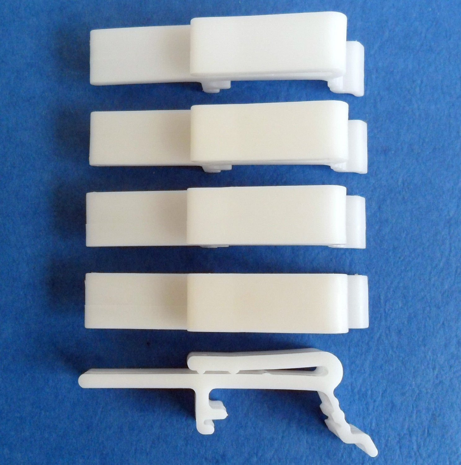 clips universal product clip cover valance vertical inch dust blinds for parts
