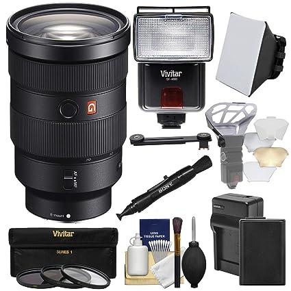 Amazon.com: Sony Alpha E-Mount Fe 24 – 70 mm f/2.8 mm lente ...