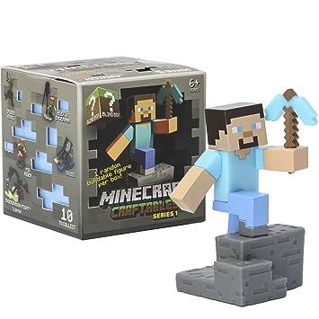Minecraft Jinx 10005074 Cratable Figures Multicolor