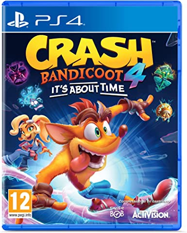 Oferta amazon: Crash Bandicoot 4: It's about time