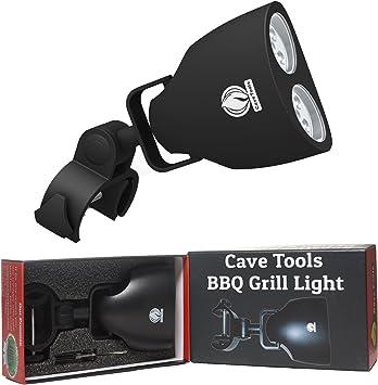 Amazon.com: Luz para asador., Negro: Jardín y Exteriores