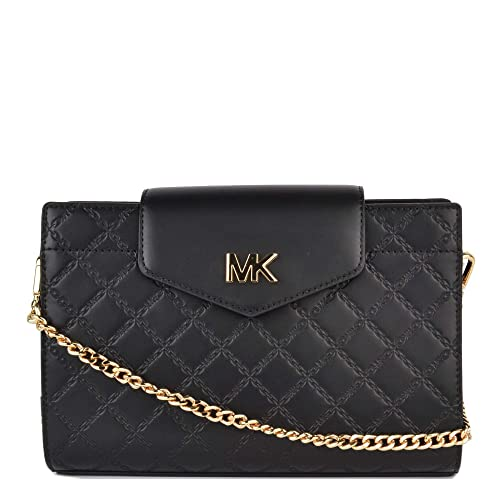 MICHAEL by Michael Kors Borsa a tracolla in pelle nera