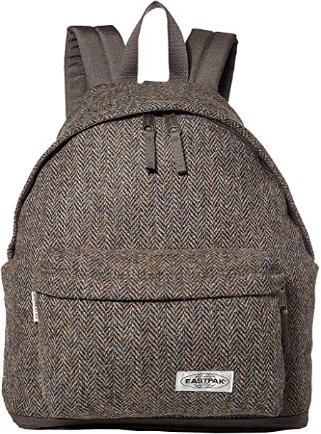 Mochila Eastpak Padded Pakr Harris Tweed Herringtone S: Amazon.es ...