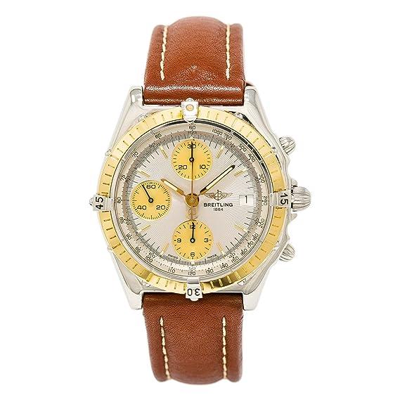 Breitling Chronomat automatic-self-wind Mens Reloj d13048 (Certificado) de segunda mano: Breitling: Amazon.es: Relojes