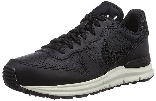 the best attitude 69b1e 0fa28 Nike Lunar Internationalist PA, Scarpe da Corsa Uomo, Nero (Schwarz  Black-Sea