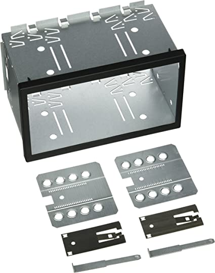 Metra 99-8721B Single//Double Din Install Dash Kit for Select 2005-2007 Mercedes