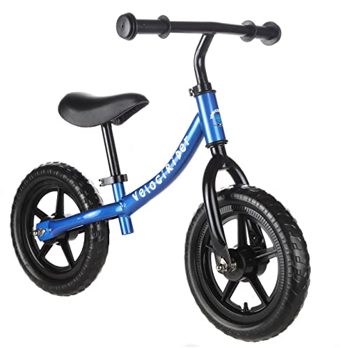 Best Balance Bike For Kids & Toddlers – Boys & Girls Self Balancing Bicycle With No Pedals Is Perfect For Training Your 18 Month Old Child – Classic Run Bikes For Balance Training Thats Fun & Easy
