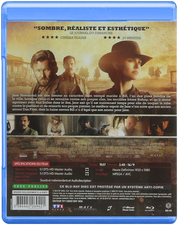 Jane Got a Gun [Italia] [Blu-ray]: Amazon.es: Natalie ...