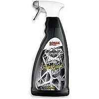 SONAX VelgenBeast (1 l) verwijdert zelfs buigzaam vuil op alle gepolijste, verchroomde en matte stalen en lichtmetalen…