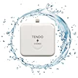 TENDO CHARGE Disposable Apple iPhone Travel Charger: 3-Pack Portable, Lightweight, Compact Emergency Wireless Battery One Time Charger For iPhone 5 & Above. Fast, Reliable iPhone Lightning Charger