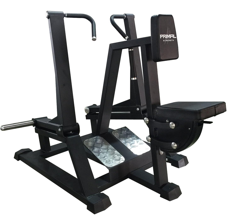 Primal Strength Alpha kommerziellen Fitness Elite ISO Full Reihe matt Nero Grigio