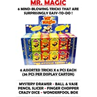 Wonder Magic Assortment Birthday Hamper (36 Pieces, Capacity: 5.5 L)