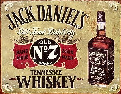 Jack Daniel's Serviette De Bar