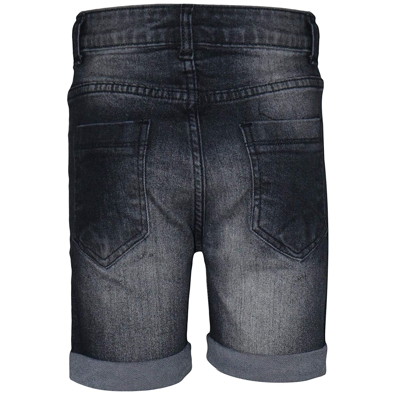 A2Z 4 Kids/® Kids Boys Shorts Designers Black Denim Ripped Chino Bermuda Jeans Shorts Casual Knee Length Half Pant New Age 5 6 7 8 9 10 11 12 13 Years