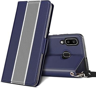 GEEMAI Diseño para Samsung Galaxy A20e Protectora Funda, con ...
