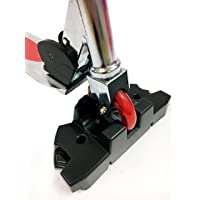 50 Strong Scooter Stand - Fits Most Scooters with 95mm to 125mm Wheels - Interlocking Design with Extra Stable Base - Made in USA