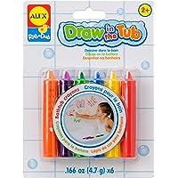 Alex Draw in The Tub Crayons Bath Toy,Multicolor,,1 count