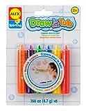 ALEX Toys Rub a Dub Draw in the Tub Crayons