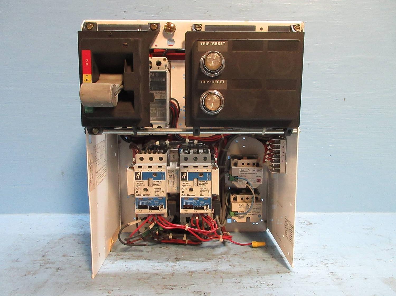 Westinghouse Advantage Size 1 2-Speed Reversing Starter 3
