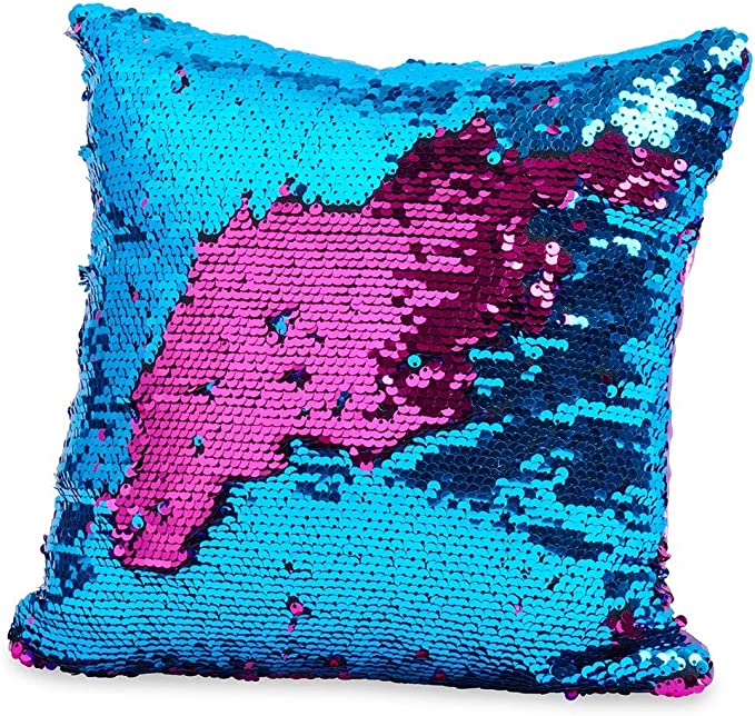Accent Cushion Geometric Knot Cushion Pillow Gray LARGE BALL 12 x 12 Juju /& Jake Decorative Throw Pillow