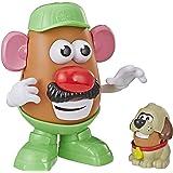Brinquedo Pré Escolar Mr Potato Head Veículos Malucos Hasbro