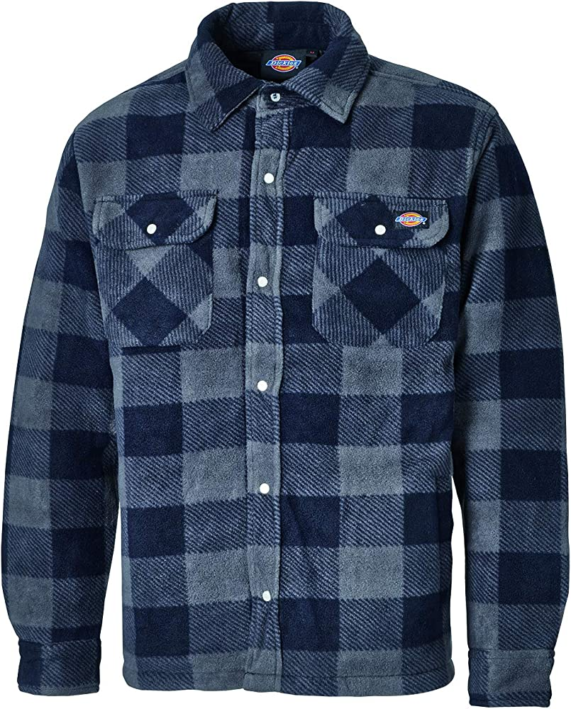 Dickies Shirt Portland Hemd Royal Blue-S: Amazon.es: Ropa y accesorios