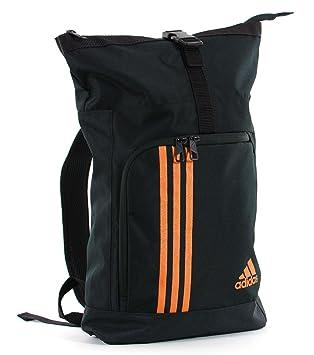 adidas Boxing Tasche Training Military Sack Gr.S schworange