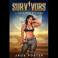 Survivors: A Lost World Harem (English Edition)